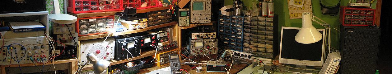 Electronics and Mechanics for Hobbyists